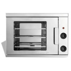 Milan Bake Off oven 3 platen